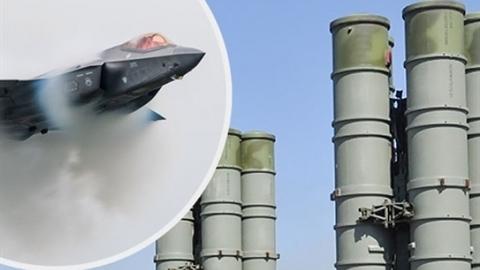 Phi công F-35 Mỹ bị cấm bay gần hơn 600km tới S-400?