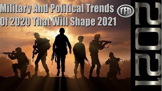 Quân sự-chính trị thế giới 2020: Ngập tràn bất ổn khó lường
