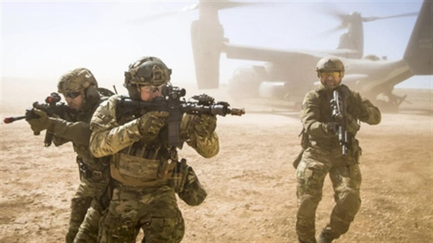 Binh sĩ Mỹ biết trước tình huống trên chiến trường