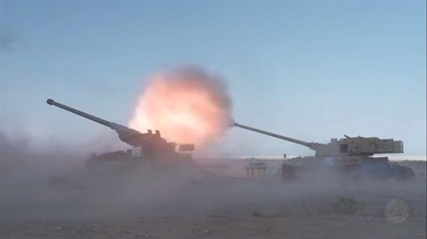 Mỹ dùng lựu pháo tự hành đánh chặn tên lửa Nga