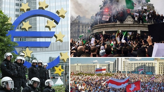 Quân sự-chính trị TG 2021: EU khủng hoảng, Nga tăng vị thế