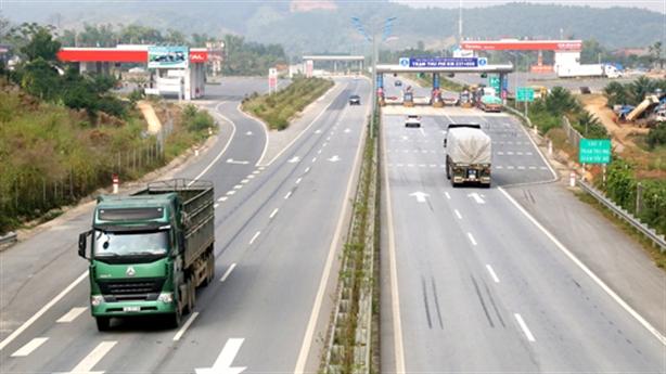 Cao tốc Tuyên Quang-Phú Thọ: Chuyển từ BOT sang đầu tư công