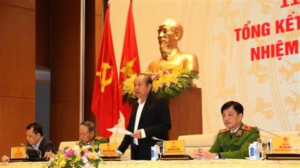 Đường nhuệ, Phú Lê: Hoạt động thời gian dài mới phát hiện