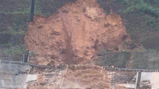 Vỡ đường ống dẫn nước thủy điện A Lưới: Do động đất...