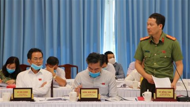 Đại tá Vũ Hồng Văn nói nguy cơ biệt thự không phép