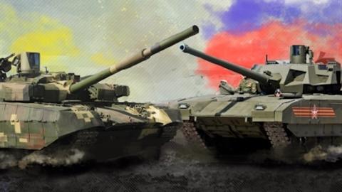 Chuyên gia Mỹ so sánh T-14 Armata Nga với T-84 Oplot Ukraine
