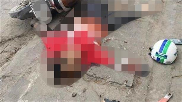Sát hại người phụ nữ giữa phố: Hiện trường có gì?