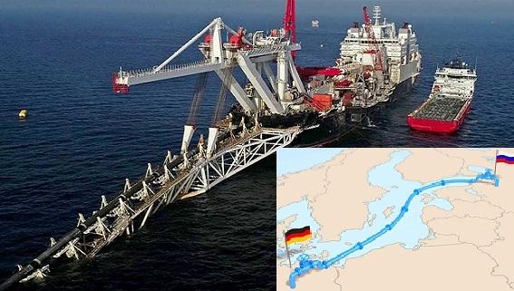 Không muốn tự sát, Đức tìm cách hoàn tất Nord Stream 2