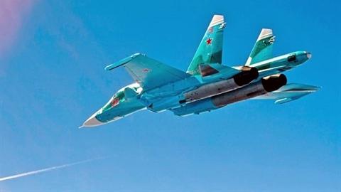 Phó thủ tướng Nga:Su-34 nâng cấp là máy bay thế hệ 5