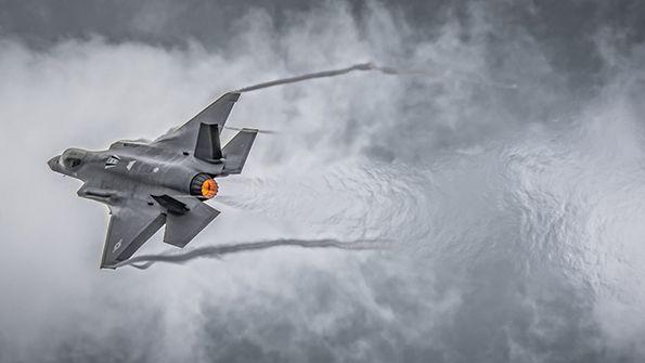 Không quân Mỹ có yếu như tuyên bố?