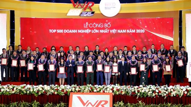 DXG lọt Top 10 DN BĐS tư nhân lớn nhất Việt Nam