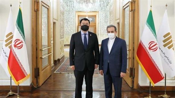 Iran phủ nhận bắt tàu làm con tin, đòi lại 7tỷ USD