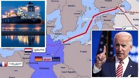 Ông Biden lên, Nord Stream-2 càng dễ bị chôn vùi?