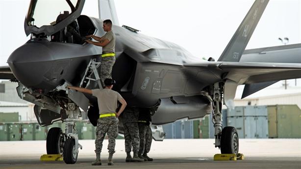 Thổ Nhĩ Kỳ ra tay khi chương trình F-35 gặp khó