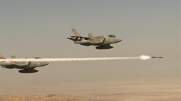 F-35I vừa tung đòn không kích Syria?