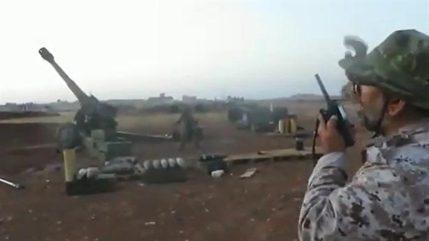 Iran dùng đạn Krasnopol-M2 tấn công lực lượng thân Mỹ