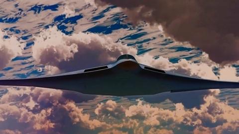 Lộ diện hình ảnh đầu tiên của máy bay PAK DA