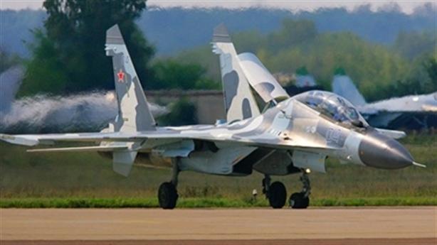 Nga bàn giao máy bay chiến đấu mới cho Không quân Syria