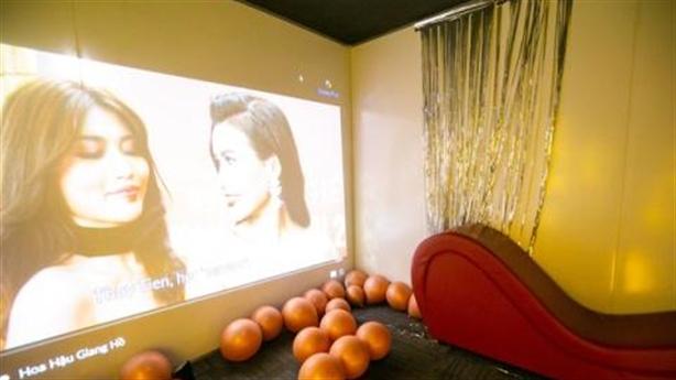 Phòng chiếu phim có ghế tình yêu: Có biến tướng?