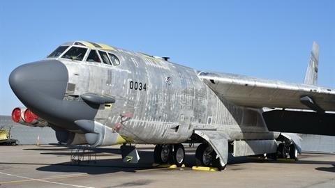Mỹ hồi sinh thêm 2 oanh tạc cơ B-52 từ