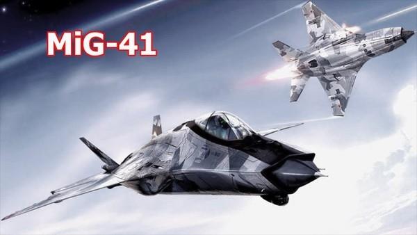 Nga bắt đầu lắp ráp tiêm kích thế hệ 6 MiG-41