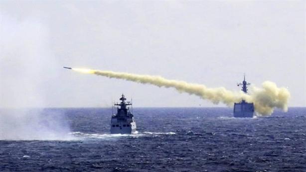 Iran lộ thêm vũ khí tầm xa trong tập trận