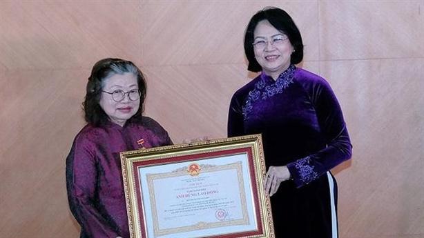 Nữ thầy thuốc với kho tàng vaccine 'made in Vietnam'