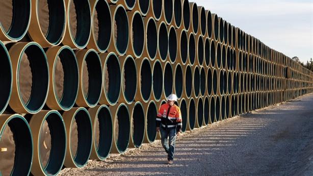 Nord Stream-2 chưa xong, Nga tăng bán khí đốt Nord Stream
