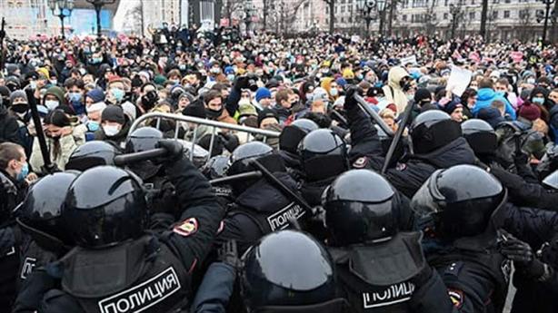 Mỹ kêu gọi Nga lập tức thả người ủng hộ Navalny
