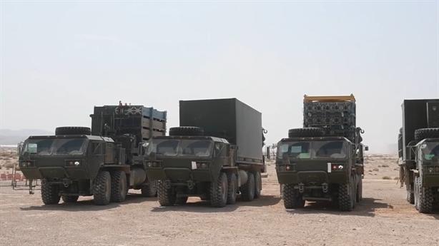 Mỹ dùng Iron Dome thay nhiệm vụ của Patriot ở Trung Đông