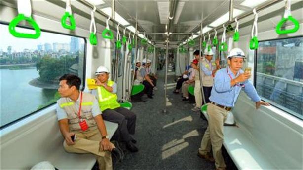 Đường sắt Cát Linh - Hà Đông: Gỡ vướng mắc mới