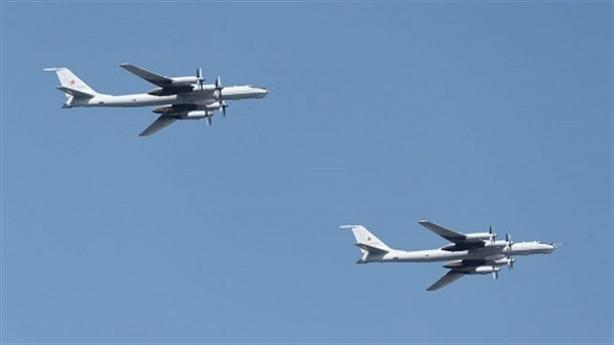 Hai chiếc Tu-142 Nga bay vào ADIZ Mỹ