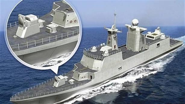 Hệ thống phòng không Tor-M2 sẽ nhận phiên bản hạm tàu