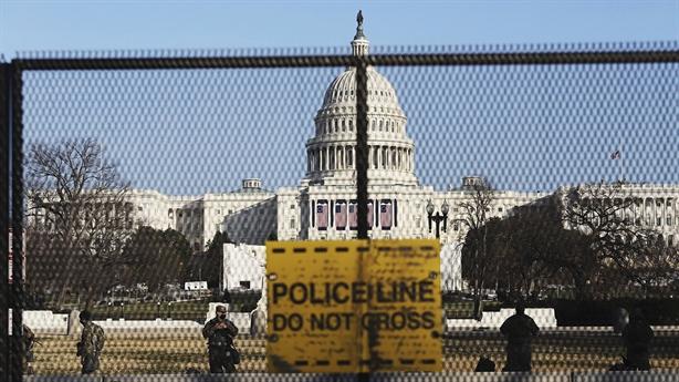 Đảng Dân chủ muốn xây hàng rào vĩnh viễn ở đồi Capitol