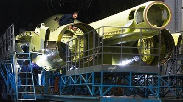 Nga chế tạo kiểu máy bay có thể thành 'quan tài bay'
