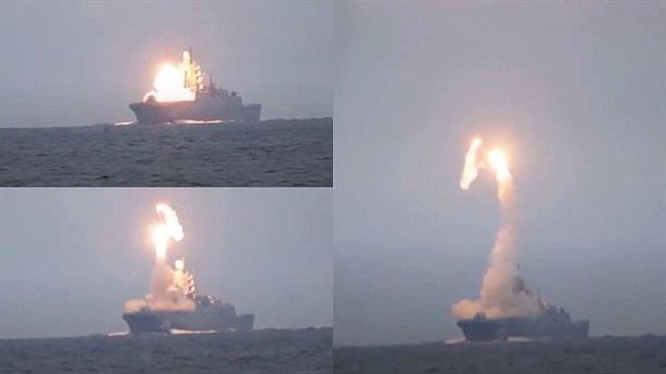 Nga dùng tên lửa siêu thanh đối phó với nguy cơ mới