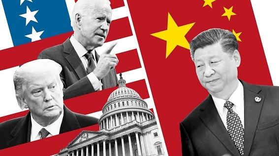 Mỹ thận trọng sửa lỗi ông Trump trong đối đầu Trung Quốc