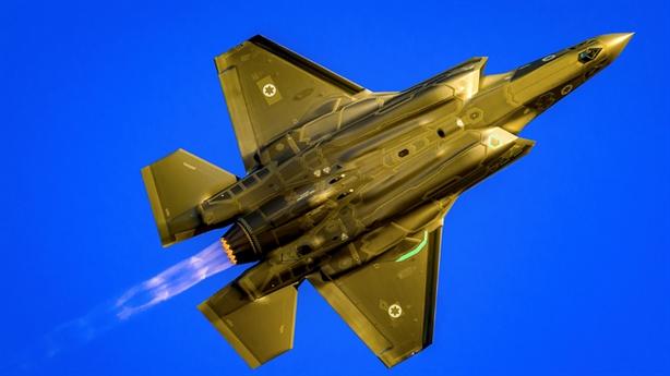 Israel: Phòng không Syria bất động khi F35I không kích