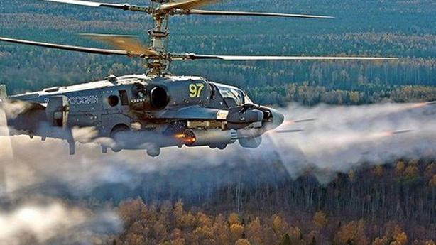 'Apache thêm trang bị mới quyết đấu Ka-52 Nga'