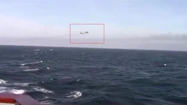 USS Donald Cook lại bị Su-24M 'cạo đầu'