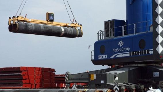 Mỹ-Pháp tăng áp lực, Đức kiên định với Nord Stream 2?