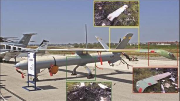 Hezbollah bắn hạ UAV tối tân của Israel trên trời Lebanon