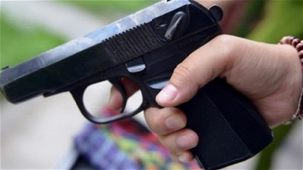 Nổ súng trong quán vì nghi vợ tằng tịu