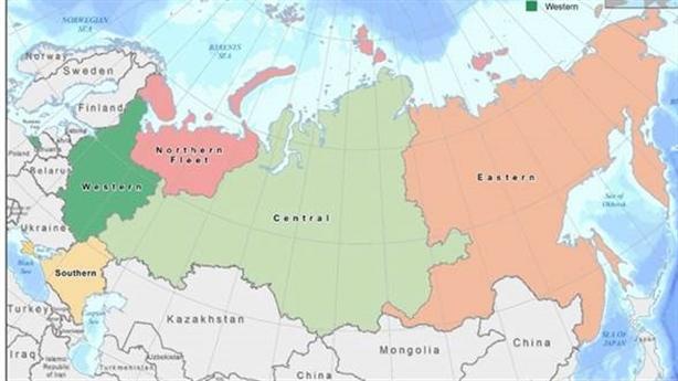 Mỹ tính xong kịch bản chuyển quân NATO từ Kaliningrad đến Matxcova