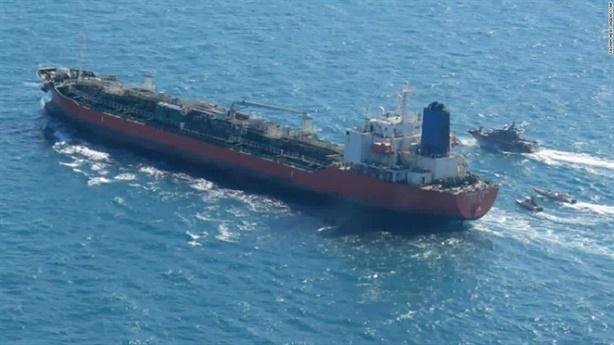 Iran thả tàu Hàn Quốc, Seoul hứa hẹn 7 tỷ USD