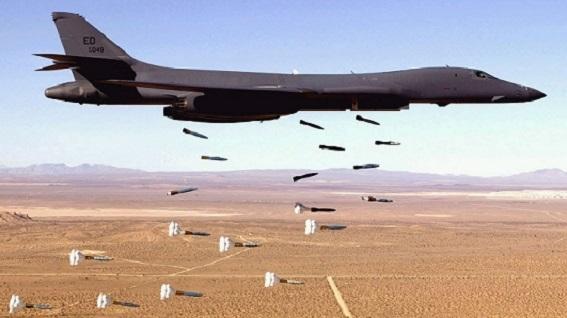 Mỹ điều B-1B Lancer đến sát biên giới Nga