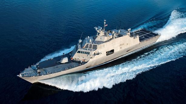 Mỹ tính rã sắt vụn tàu LCS đã trang bị