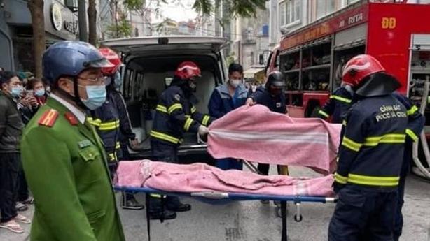 Bốn thanh niên tử nạn sau tiễn ông Táo về trời