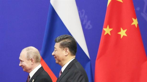 Nga khó hiểu tư duy NATO trong quan hệ với Trung Quốc