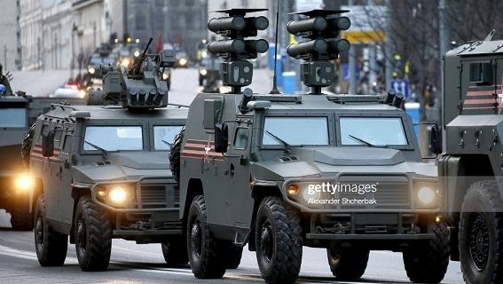 Nga chế tạo vũ khí độc 'có 1 không 2'